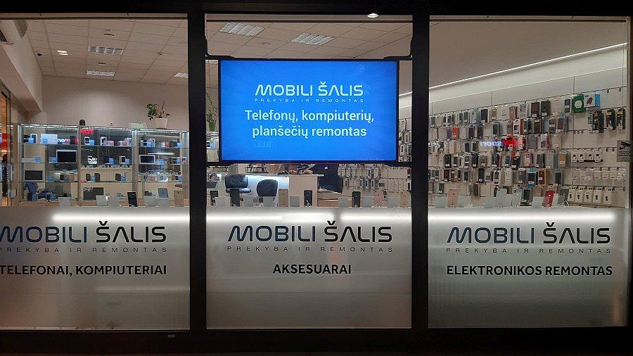Mobili Šalis biuras Klaipėdoje